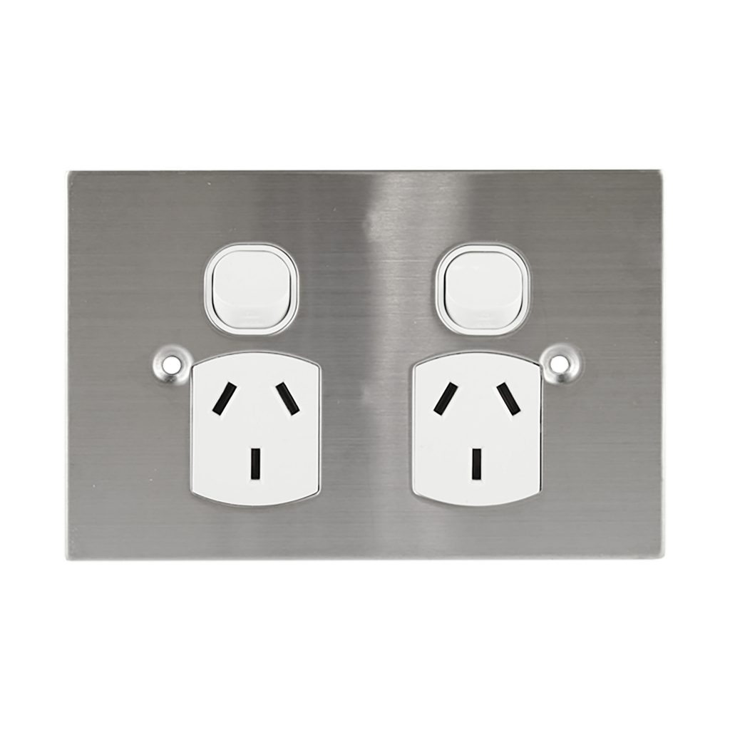 Buy A Double Power Outlet Online In Australia From