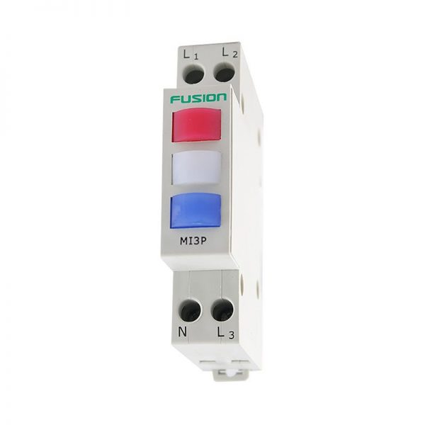 Din Rail Mounted Phase Indicator MI3P