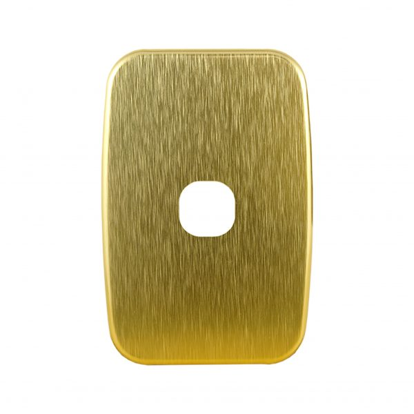brass electrical cover plates