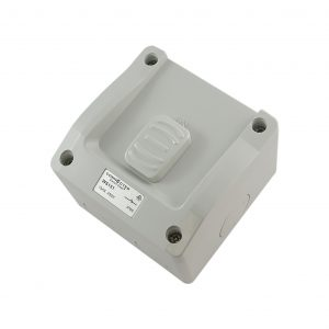1 Gang Weatherproof Switch New Style 16A 250V AC IP53