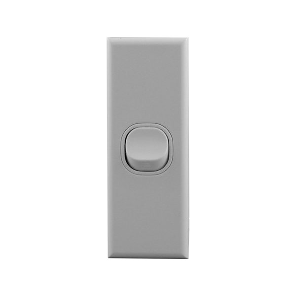 Architrave Switch 1 Gang 16A | BASIX S Series