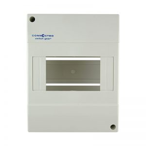 6 pole surface mount enclosure module