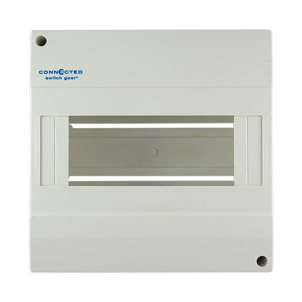 8 pole surface mount enclosure module