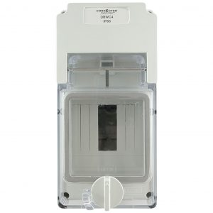 4 Pole Weatherproof Enclosure IP66