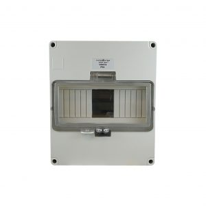8 Pole Weatherproof Enclosure IP66