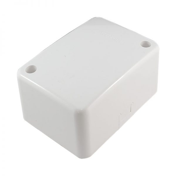 Giant Junction Box with Clip on Cover and Connectors