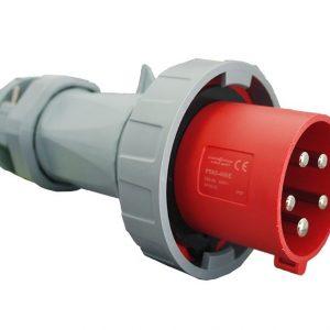 IP67 Plug 5 Pin 400V 125A