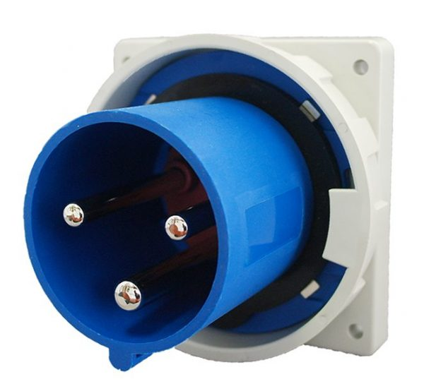 IP67 Inlet 3 Pin 240V 63A
