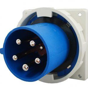 IP67 Inlet 5 Pin 240V 63A