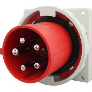 IP67 Inlet 5 Pin 400V 63A