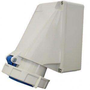 IP67 Wall Socket 5 Pin 240V 63A