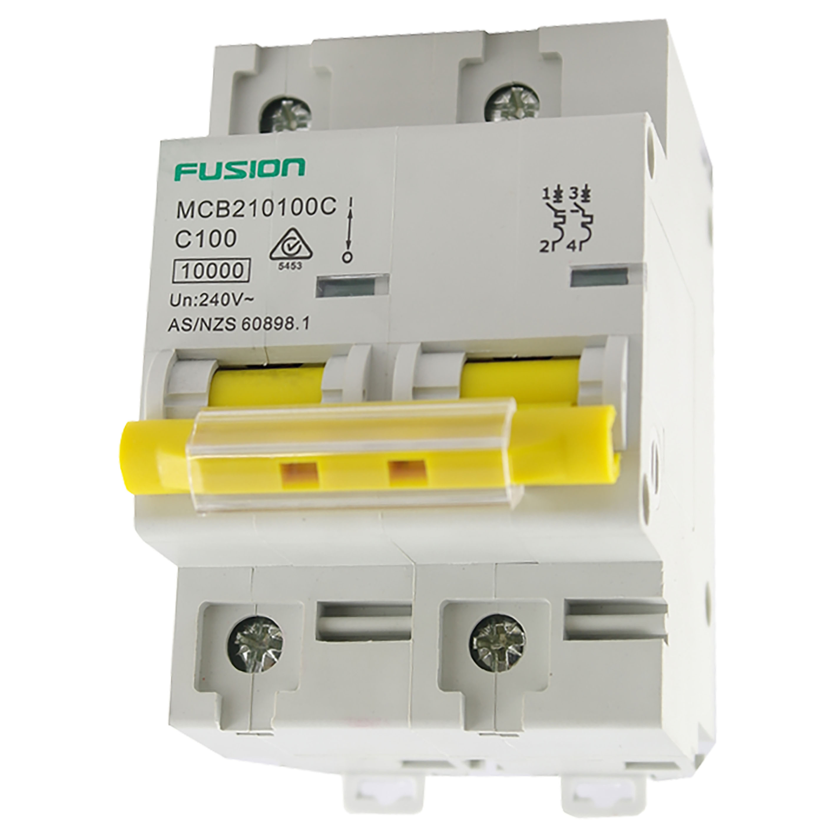Buy a 2 Pole 10kA 80A Online in Australia from Connected Switch Gear