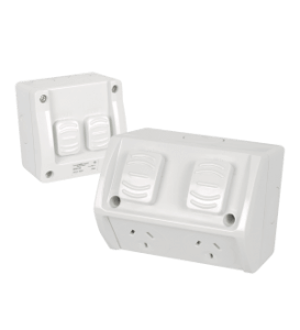 Outdoor Power Points & Light Switches
