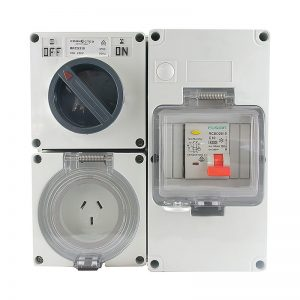 RCD Protected Outlets