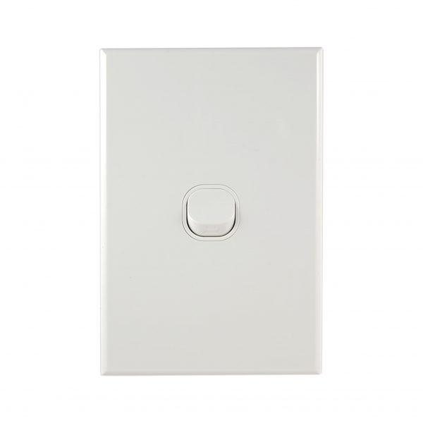 GEO Series 1 Gang Light Switch 10A 250V AC
