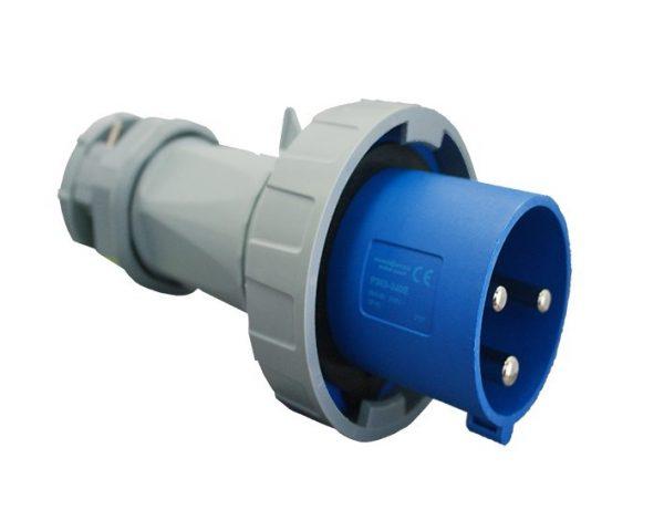 IP67 Plug 3 Pin 240V 63A