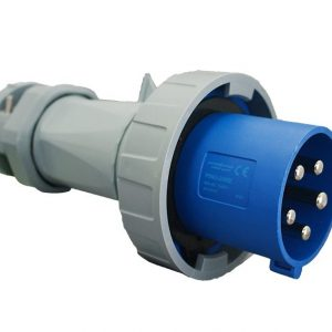 IP67 Plug 5 Pin 240V 125A