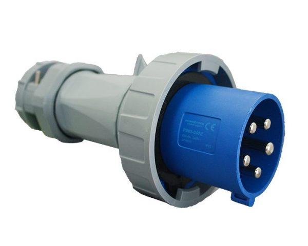 IP67 Plug 5 Pin 240V 63A