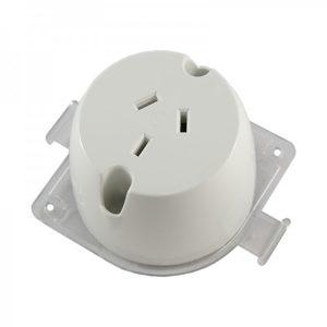 Surface Mounted Socket Outlet 10A 250V AC