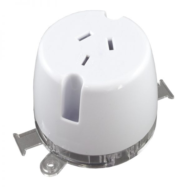 single outlet plug base sms1t